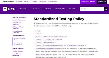 美国多所大学调整2021Fall申请的录取政策
